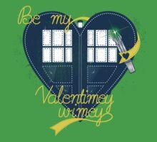 Be my Valentimey-wimey? Kids Clothes