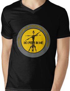 Kettlebell Crosswalk - My Performance Enhancement Drug Mens V-Neck T-Shirt