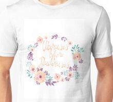 Uteruses before Duderuses Unisex T-Shirt