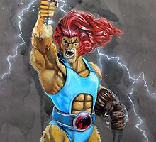 Lion-O by GabeGault