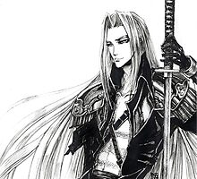 Sephiroth by scumash