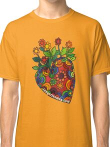 Blooming Heart #1 Classic T-Shirt