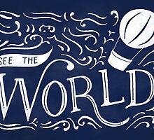 See the World by Michelle Arguelles