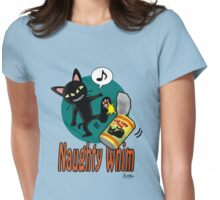 Naughty Whim Womens Fitted T-Shirt