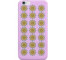 Flowerful (Pink) iPhone Case/Skin
