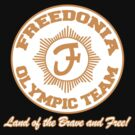 Freedonia Olympic Team by clockworkmonkey