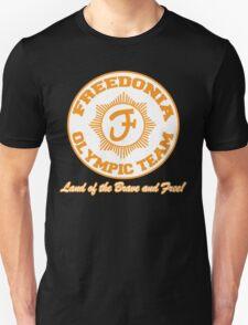 Freedonia Olympic Team T-Shirt