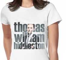 TWH: Suits Womens Fitted T-Shirt
