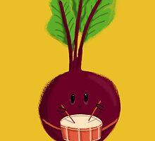 Drum Beat Beet by Budi Satria Kwan