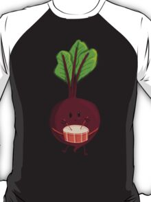 Drum Beat Beet T-Shirt