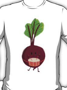 Drum Beat Beet T-Shirt
