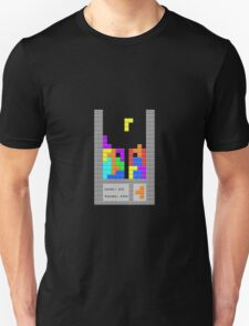 Tetris Nightmares are made of these... Unisex T-Shirt