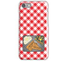 Retro TV Dinner iPhone Case/Skin
