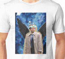 Castiel Watercolor Unisex T-Shirt