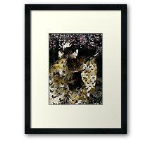 Miyako Odori II Framed Print