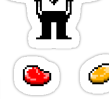 The Merchant Sticker Set Sticker