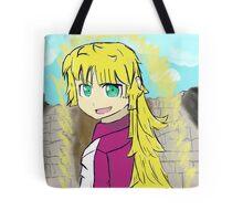 Ruri Gokou Super Saiyan Tote Bag