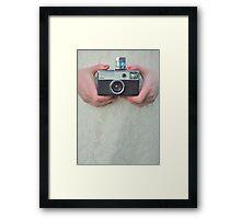Instamatic Framed Print
