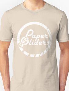 Paper Gliders (White Design #2) Unisex T-Shirt