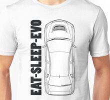 Mitsubishi Evolution Unisex T-Shirt