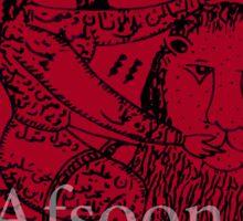 persian juju Sticker