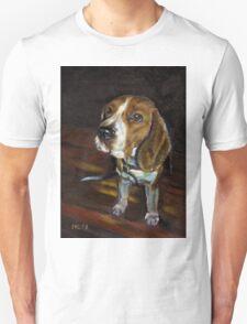 Puppy Eyes Unisex T-Shirt