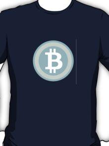 Bitcoin Blue Lite T-Shirt