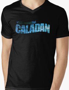 Caladan Tourism Tee Mens V-Neck T-Shirt
