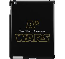 A* Wars iPad Case/Skin