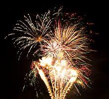 Australia Day Fireworks by clay2510