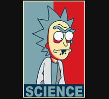 RICK AND MORTY - SCIENCE v2 Unisex T-Shirt