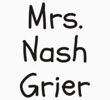 Mrs. Nash Grier by BaileyLisa