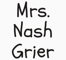 Mrs. Nash Grier by BaileyLisa