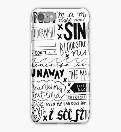 MULTIPLY (LIGHT) iPhone Case/Skin