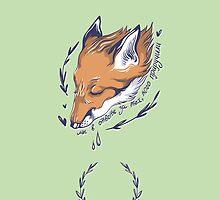Fox by Stanislava Korobkova
