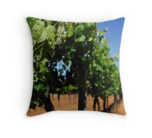 Griffith Winery Throw Pillow