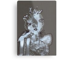 Illustrations 18 Metal Print