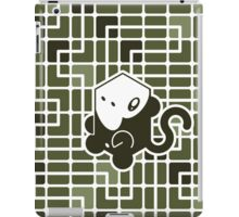 Cube Animals: The Monkey iPad Case/Skin