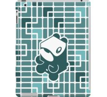 Cube Animals: The bear iPad Case/Skin