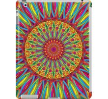 Colorful Mandala #1 iPad Case/Skin