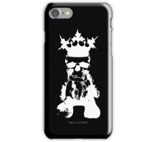 PSYCHO TEDDY iPhone Case/Skin
