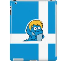 DigiDoodles: Flauschi iPad Case/Skin
