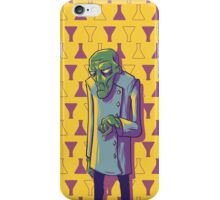 Dr. Z iPhone Case/Skin