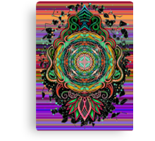 Mandala HD 1 Canvas Print