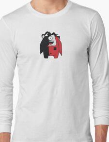 DigiDoodles: Pillepalle Paule Long Sleeve T-Shirt