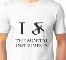 I Love The Mortal Instruments Unisex T-Shirt
