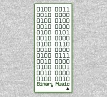 Binary One Piece - Short Sleeve