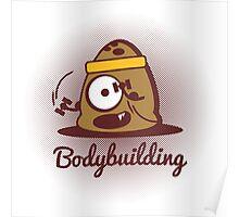 Digi-Fitties: Bodybuilding Poster