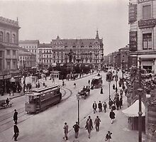 Berlin 1903 by cadellin