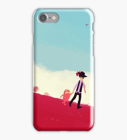 Let's Go Home iPhone Case/Skin